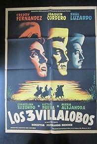 Primary photo for Los tres Villalobos