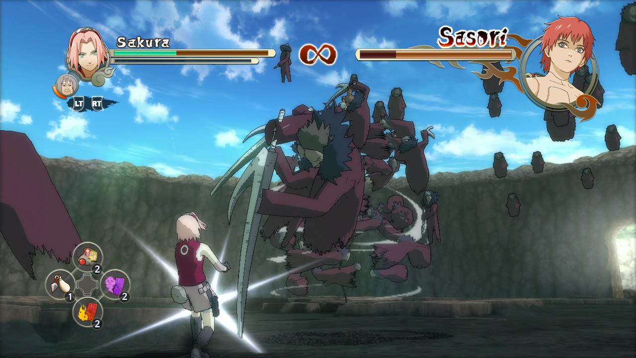 Naruto shippûden: ultimate ninja storm 2 (2010).
