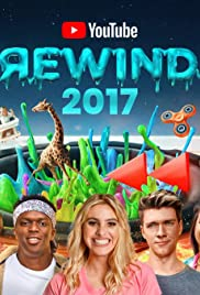 YouTube Rewind: The Shape of 2017 Poster