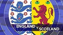 Inglaterra contra Escocia