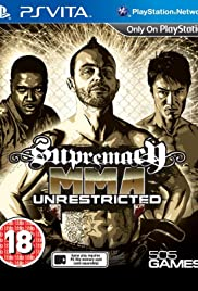 Supremacy MMA Poster