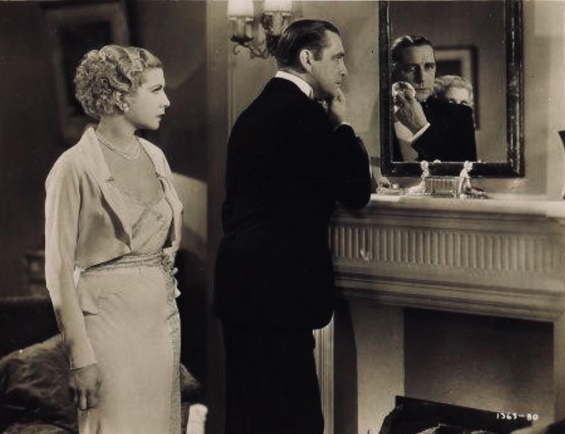 William 'Stage' Boyd and Lilyan Tashman in The Wiser Sex (1932)
