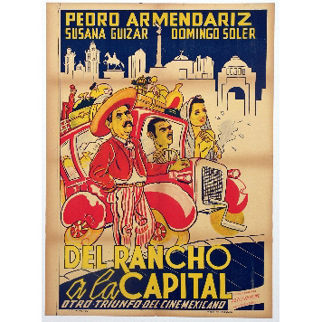 Del Rancho A La Capital 1942 Imdb