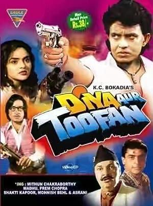 Diya Aur Toofan Affiche de film