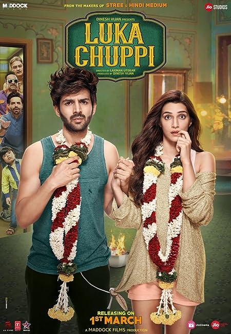 Luka Chuppi (2019) Hindi WEB-DL – 480P | 720P – x264 – 400MB | 1.2GB – Download