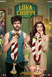 Image result for luka chuppi poster