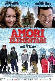 Amori elementari Poster