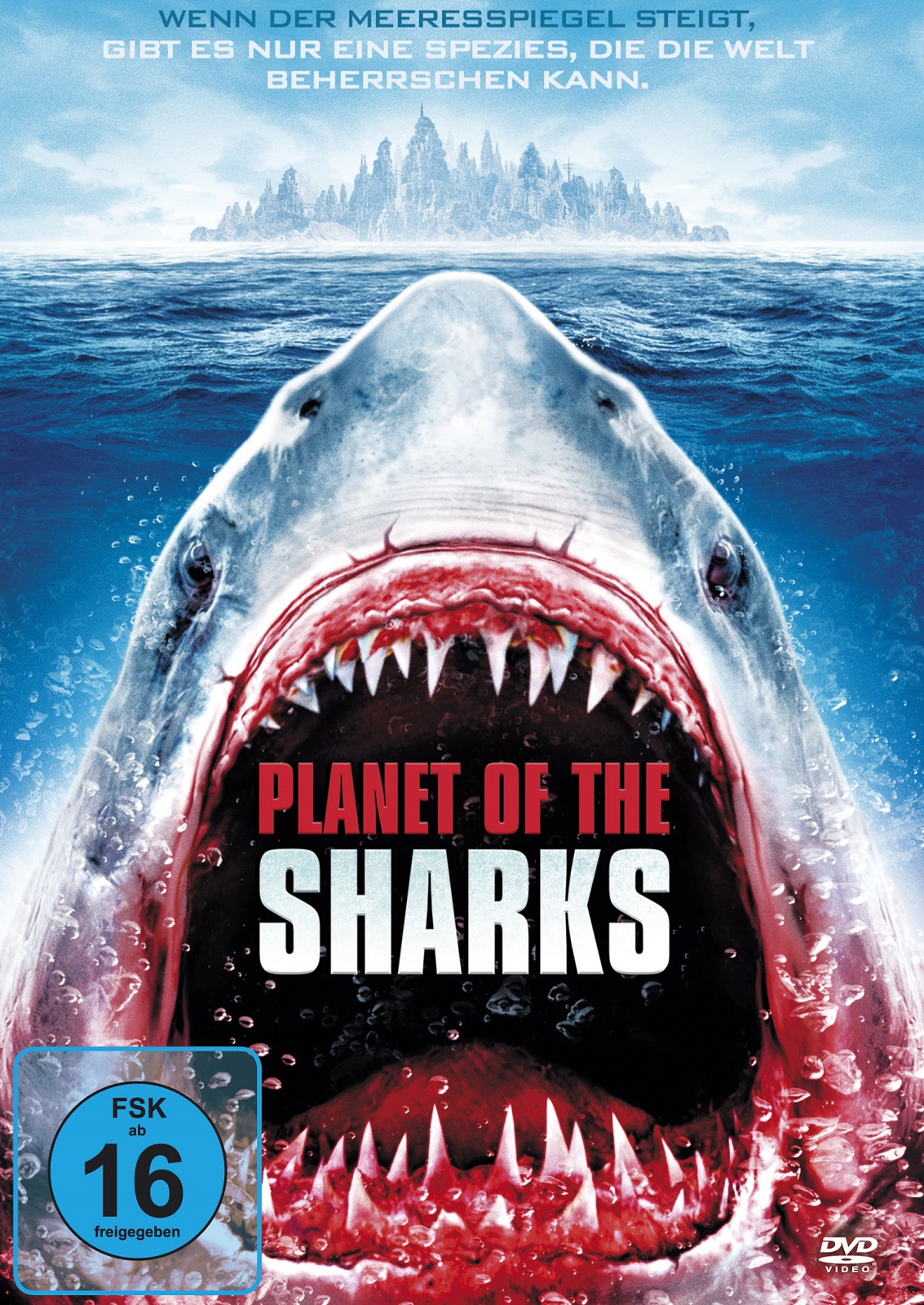Planet of the Sharks (TV Movie 2016) - IMDb