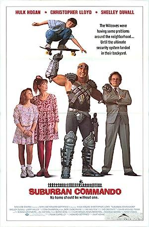 Movie Suburban Commando (1991)