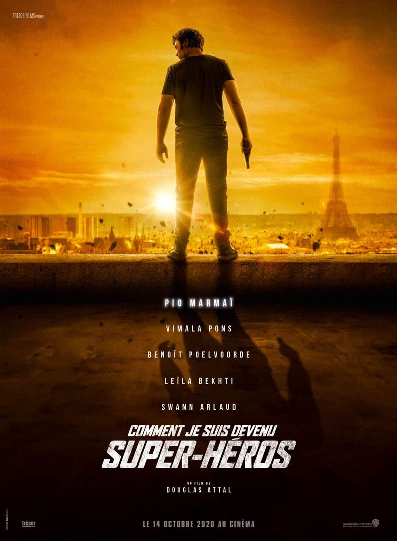 How I Became a Super Hero (2020) Hindi Dubbed