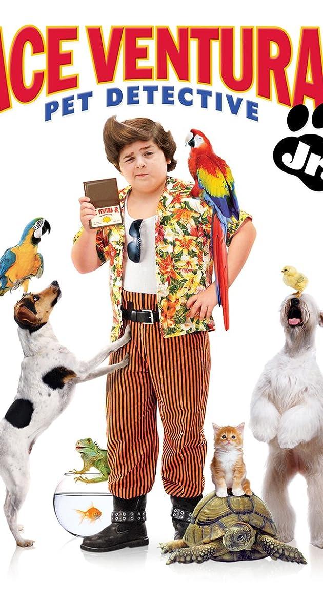 Subtitle of Ace Ventura: Pet Detective Jr.