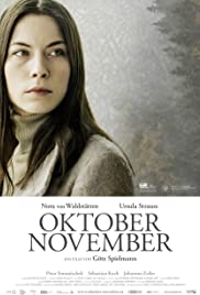 Oktober November Poster