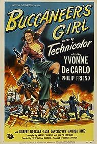 Buccaneer's Girl (1950) Poster - Movie Forum, Cast, Reviews