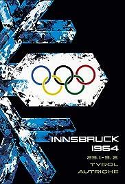 IX Olympic Winter Games, Innsbruck 1964 Poster