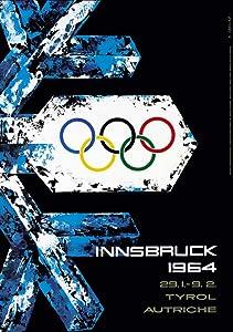 IX. Olympische Winterspiele Innsbruck 1964 Austria