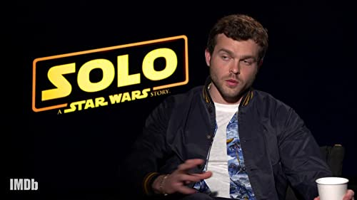 Alden Ehrenreich on Continuing the Legacy of Harrison Ford in 'Solo'