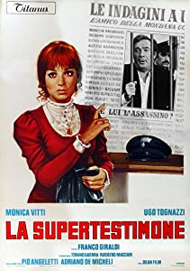 La supertestimone by Franco Giraldi