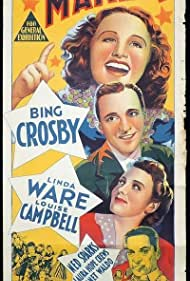 Bing Crosby, Louise Campbell, Ned Sparks, and Linda Ware in The Star Maker (1939)