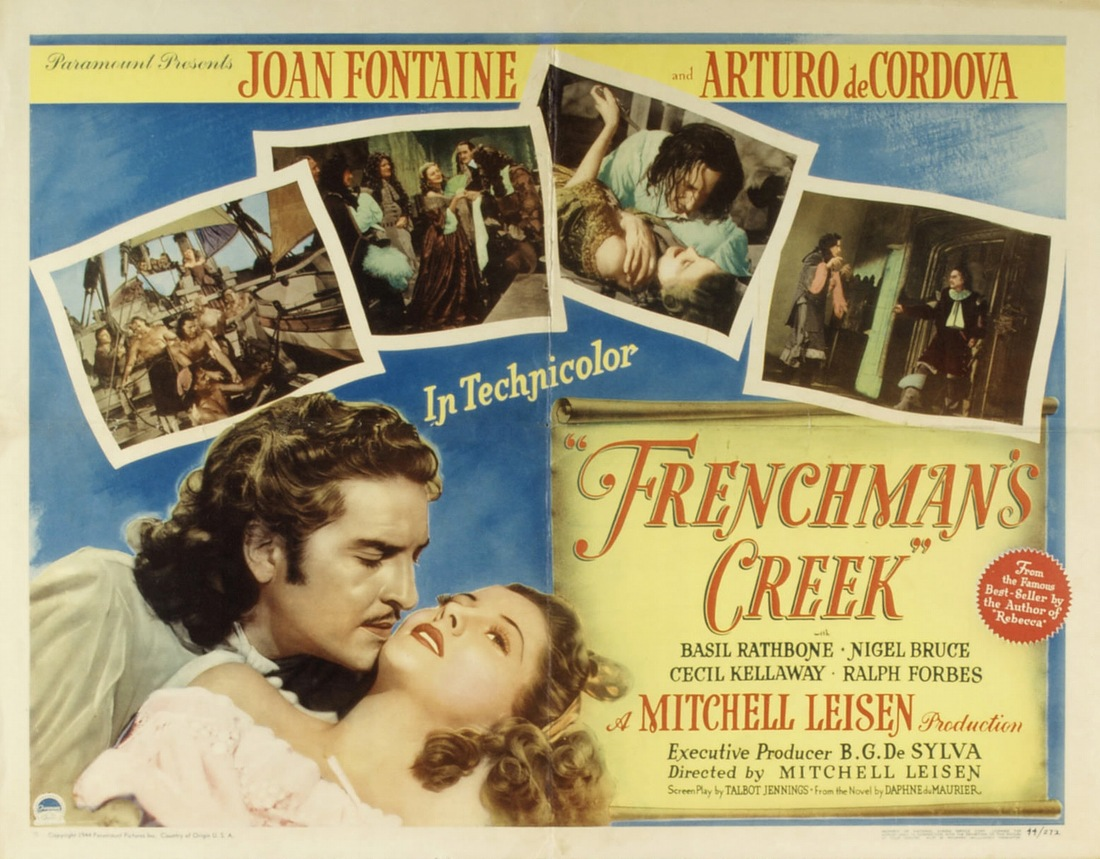Image result for frenchman's creek movie images