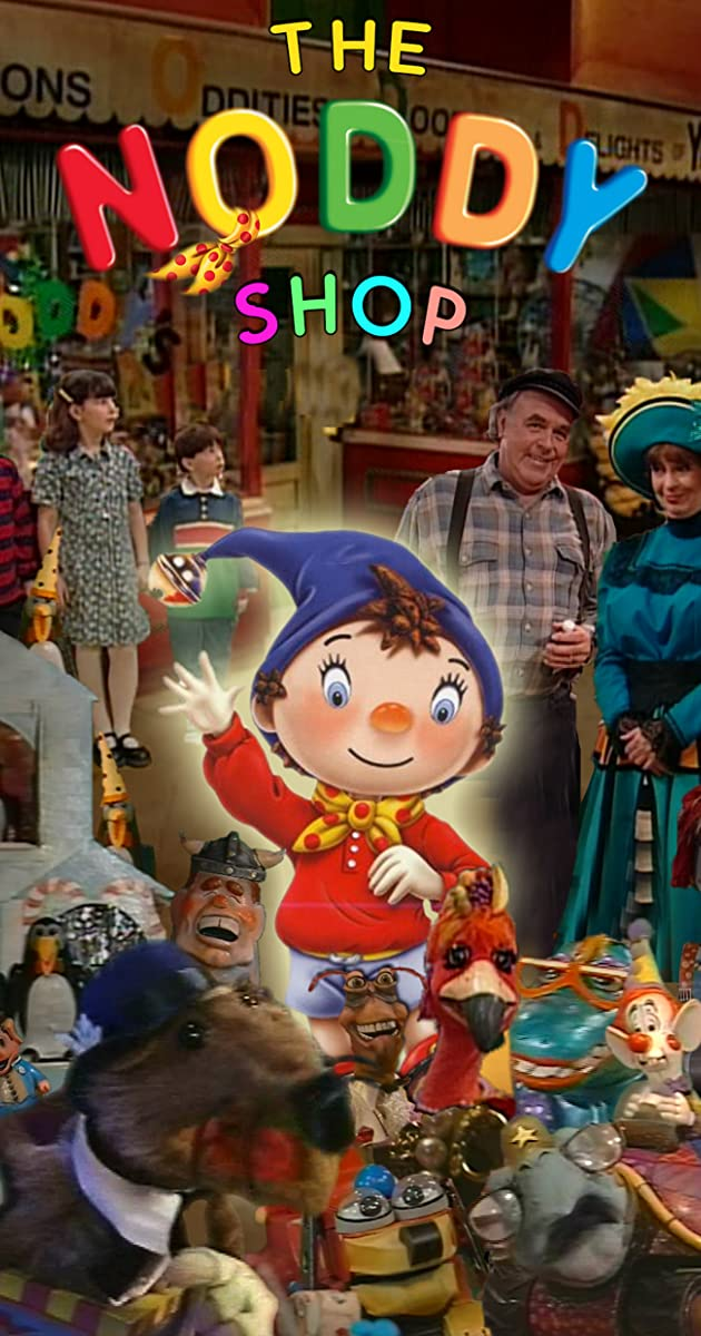 noddy tv series 1998� imdb