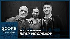 Bear McCreary dice que no retenga buenas noticias