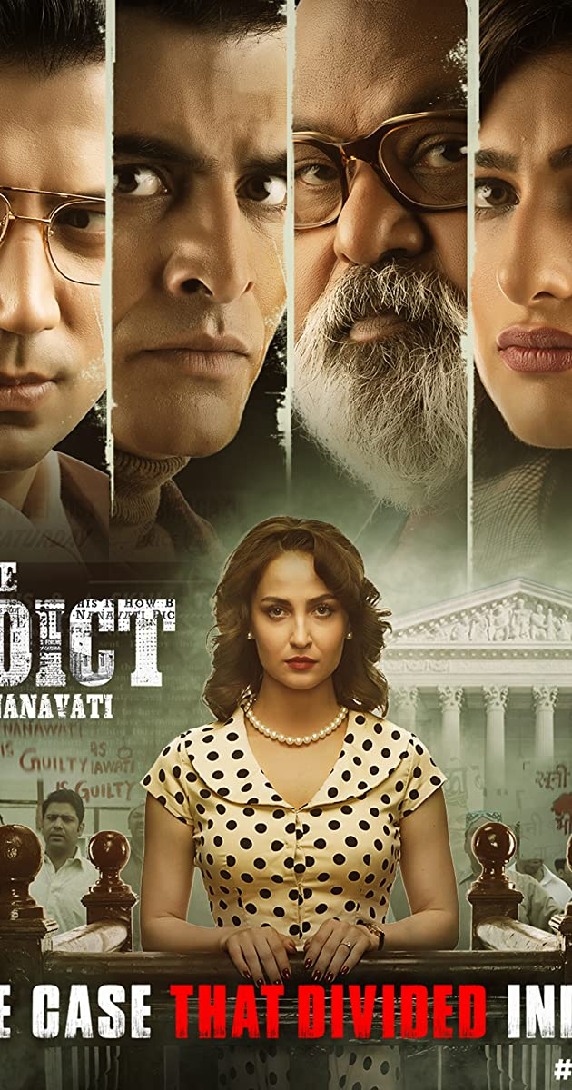Download The Verdict – State Vs Nanavati or watch streaming online complete episodes of  Season1 in HD 720p 1080p using torrent