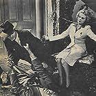 Rod Cameron, Noel Cravat, and Constance Worth in G-Men vs. The Black Dragon (1943)
