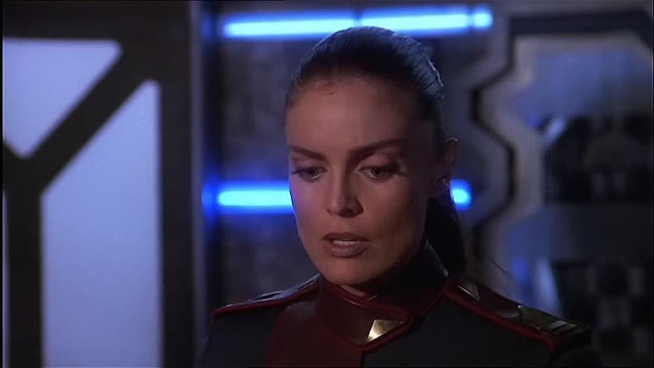 Tracy Scoggins in Babylon 5 (1993)