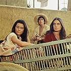 Annabella Andreoli, Daniela Giordano, and Tetsurô Tanba in Un esercito di 5 uomini (1969)