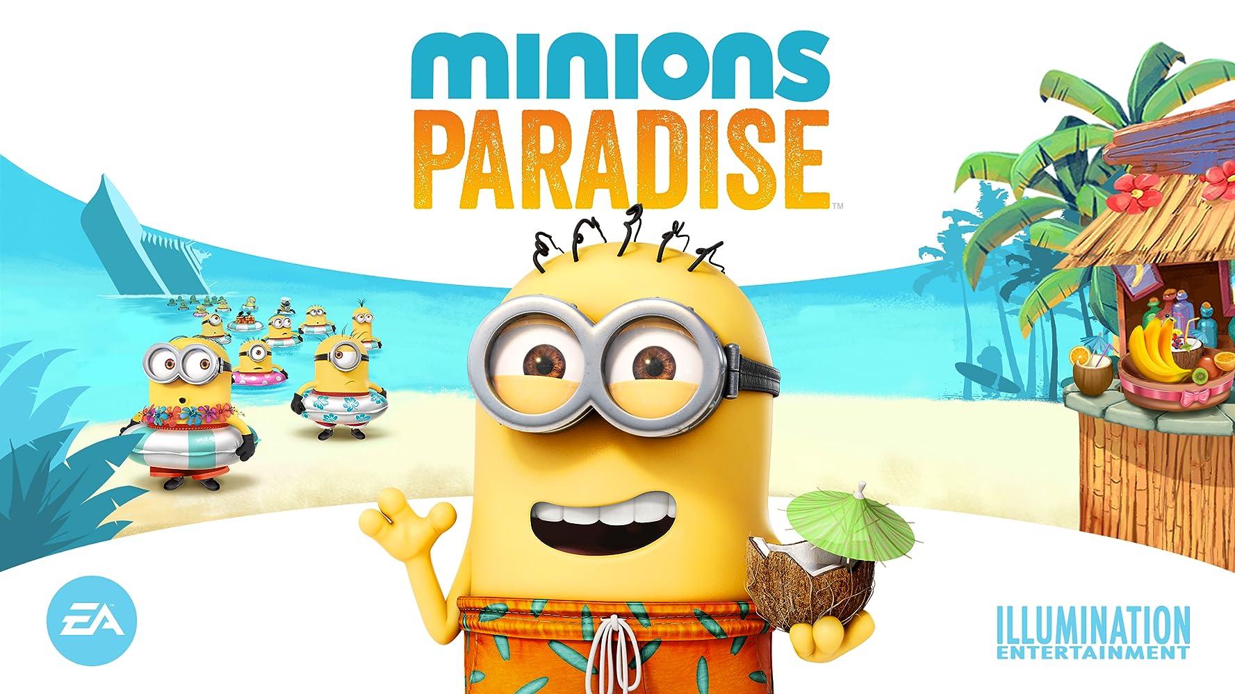 Minions Paradise astuce et triche