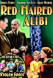 Red-Haired Alibi Poster