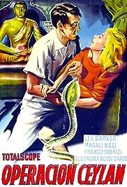 Scarlet Eye Poster