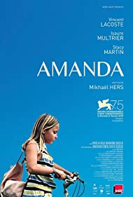 Isaure Multrier in Amanda (2018)