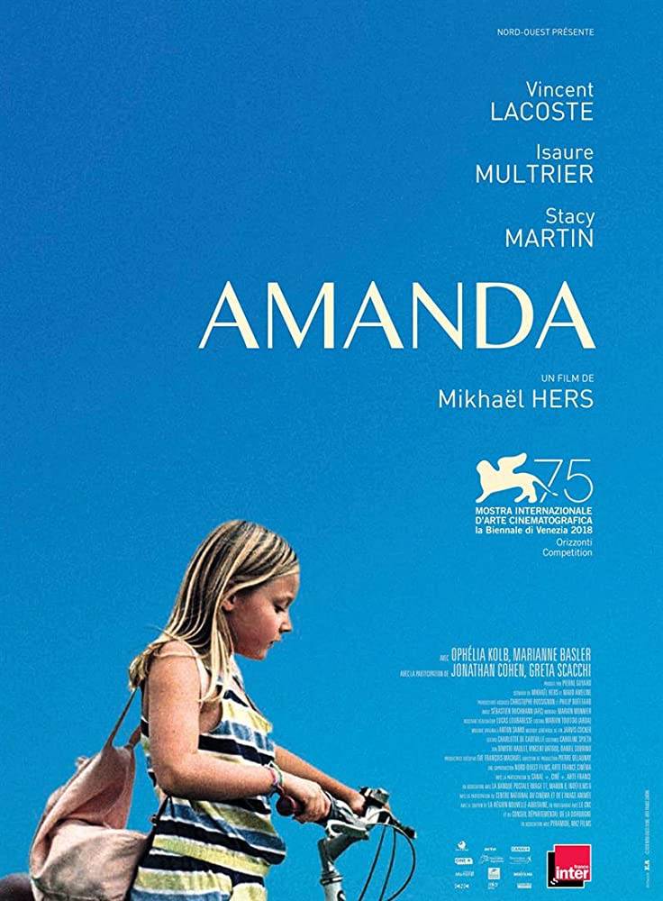 Amanda (2018) Streaming vf