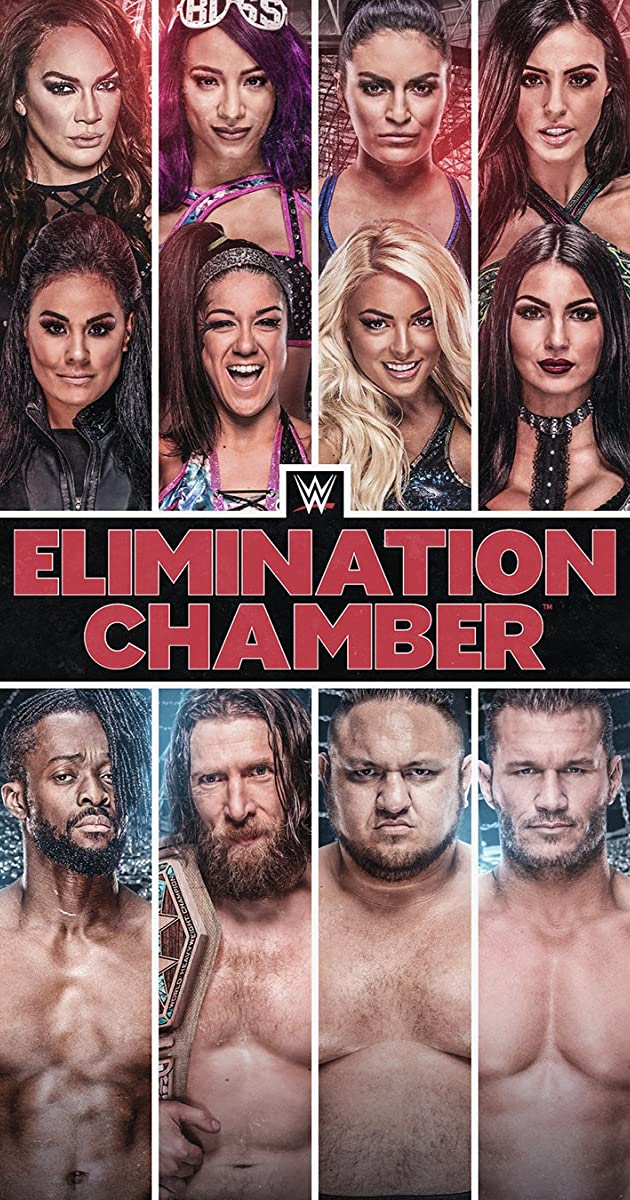 2019 WWE Elimination Chamber live stream, watch online, start time, matches, kickoff, WWE Network