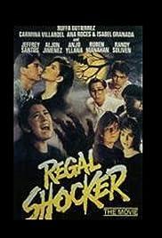 Regal Shocker (The Movie) Poster