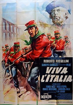 poster Paisà 1860