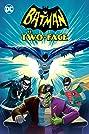 Batman vs. Two-Face (2017) Poster