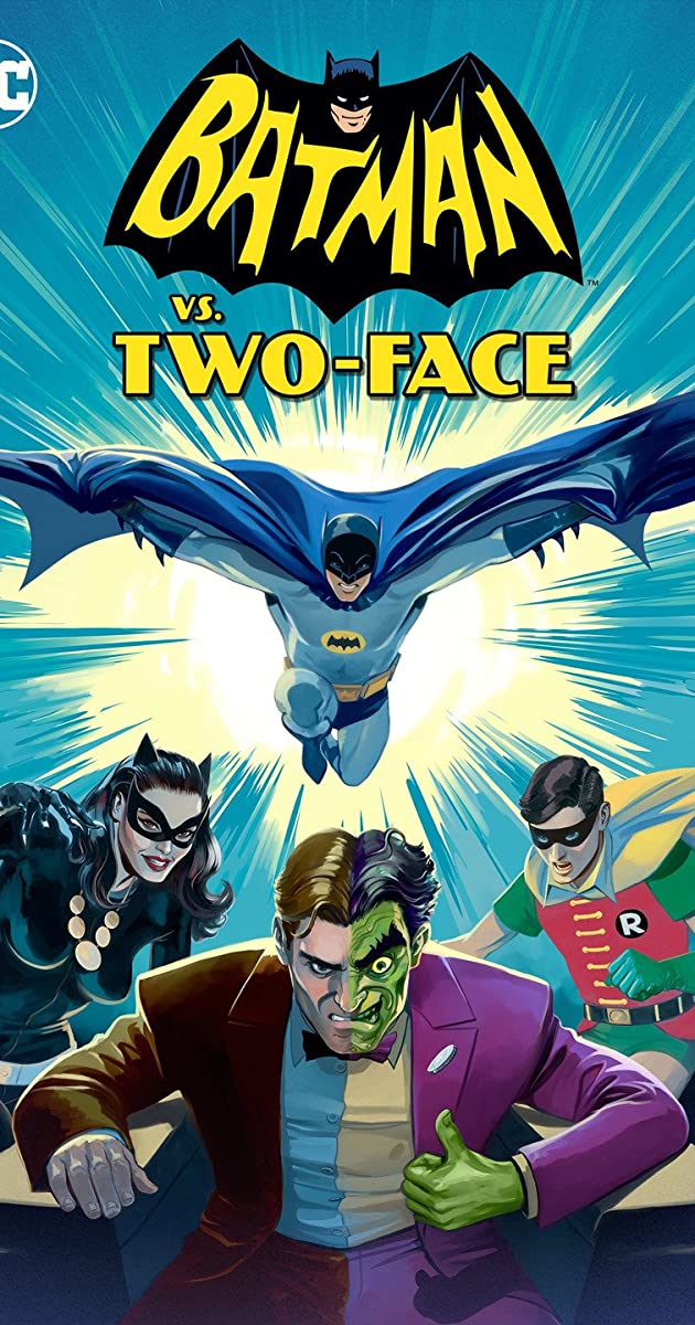 Subtitle of Batman vs. Two-Face