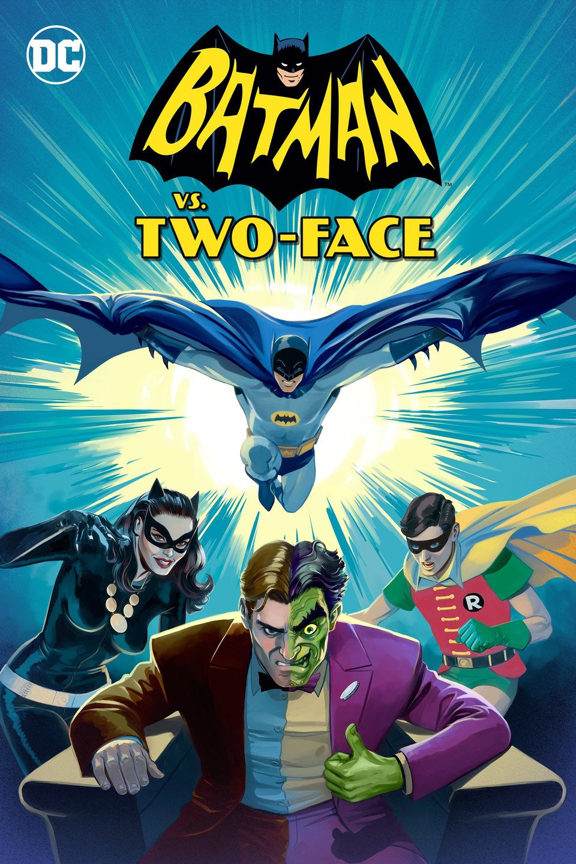 Batman vs. Two-Face (2017) BluRay 720p