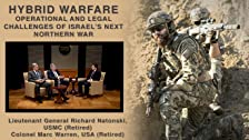 Hybrid Warfare: Operational and Legal Challenges of Israel's Next Northern War
