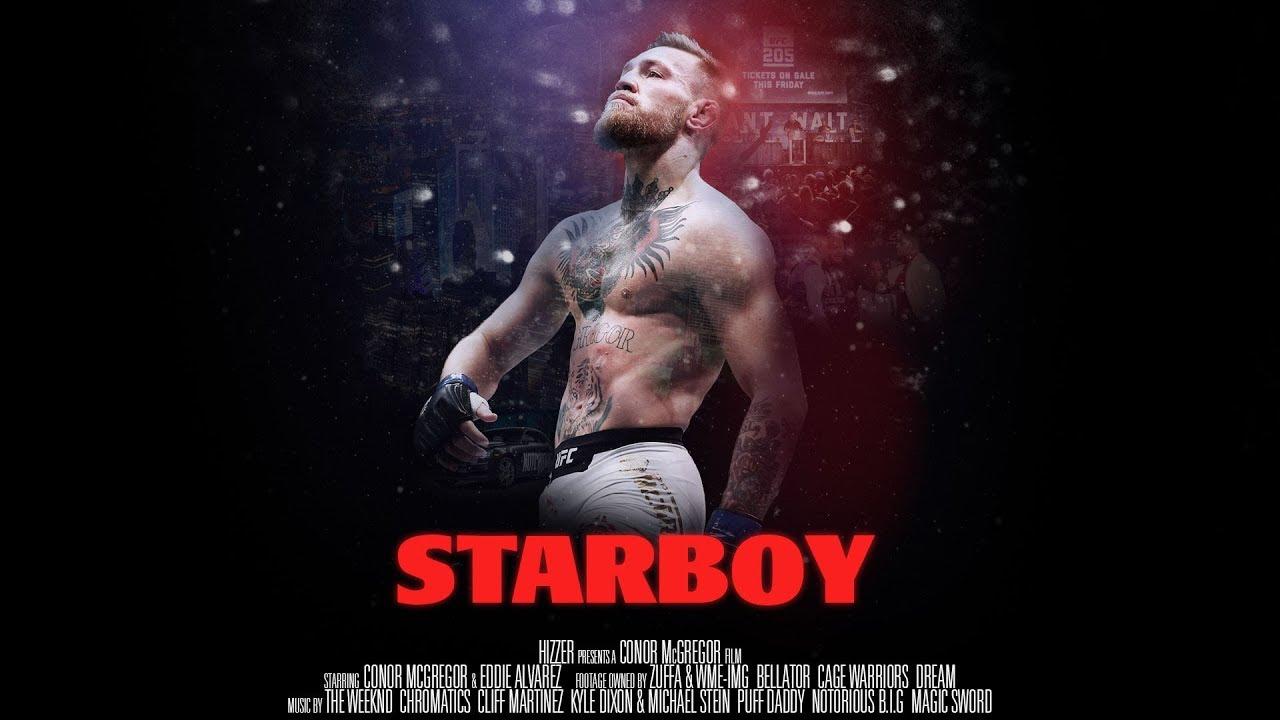 Conor McGregor in Starboy: A Conor McGregor Film (2017)