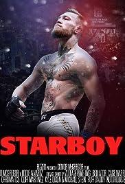 Starboy: A Conor McGregor Film Poster