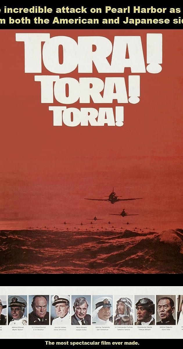 Subtitle of Tora! Tora! Tora!
