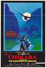 The Shadow of Chikara Poster