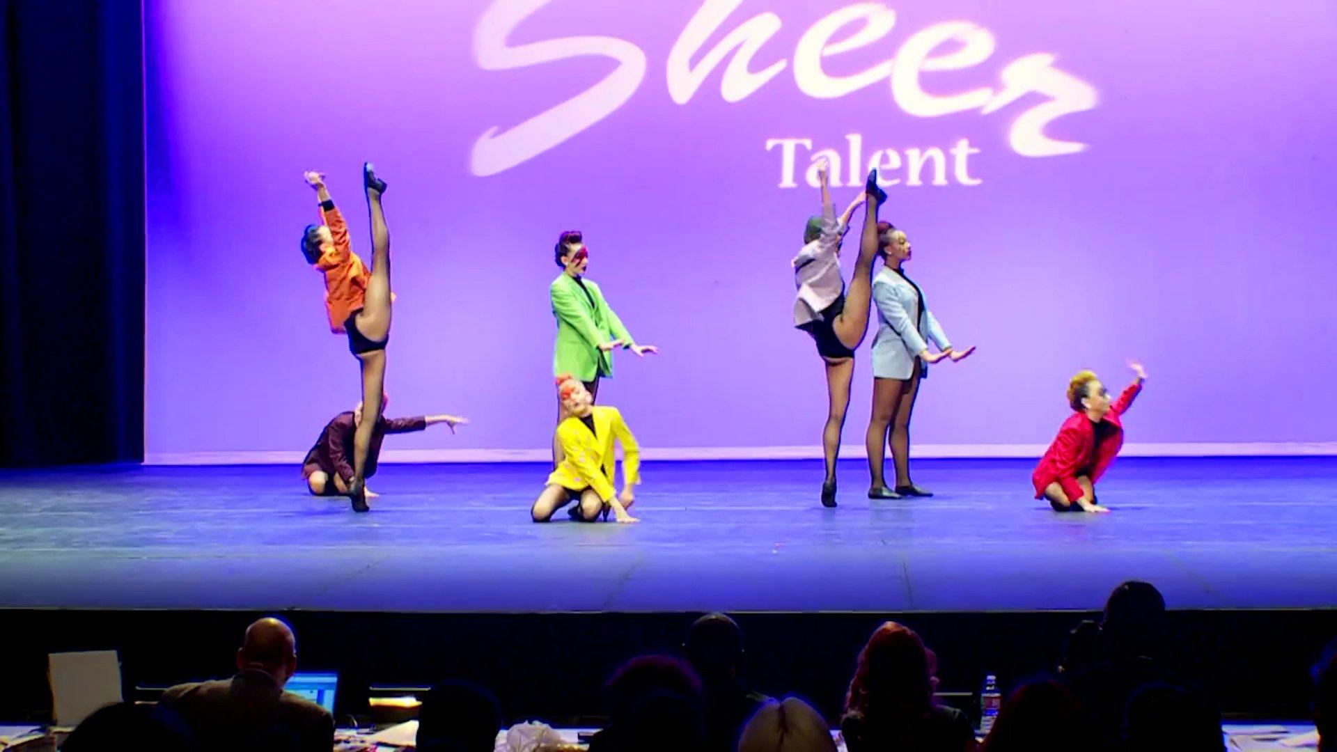 Maddie Ziegler, Mackenzie Ziegler, Nia Sioux, Kalani Hilliker, Kendall Vertes, JoJo Siwa, and Brynn Rumfallo in Dance Moms (2011)