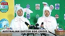 Crisis de manipulación del huevo
