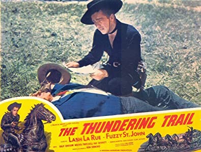 italian movies downloads The Thundering Trail [640x960]