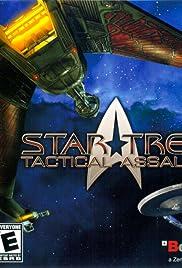 Star Trek: Tactical Assault Poster