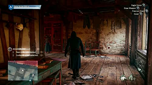Assassin's Creed: Unity: Solo Walkthrough Commentary